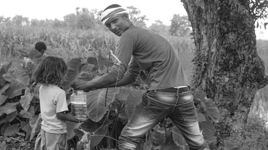 India coronavirus campesinos la-tinta