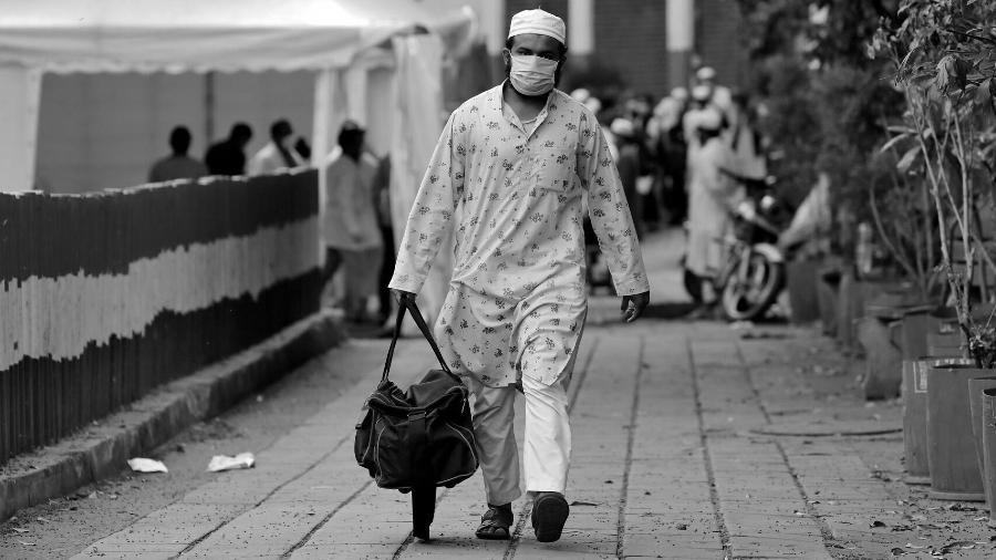 India coronavirus pandemia la-tinta