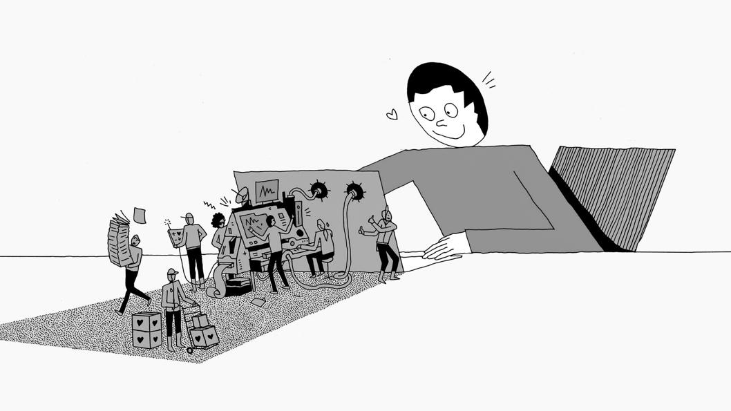 Internet-ilustración