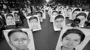 """Ayotzinapa: """"El gobierno de Peña Nieto no quiso hacer investigaciones"""""""