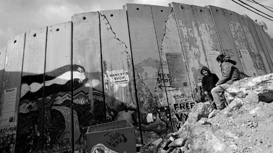 Palestina Israel muro de sepracion la-tinta