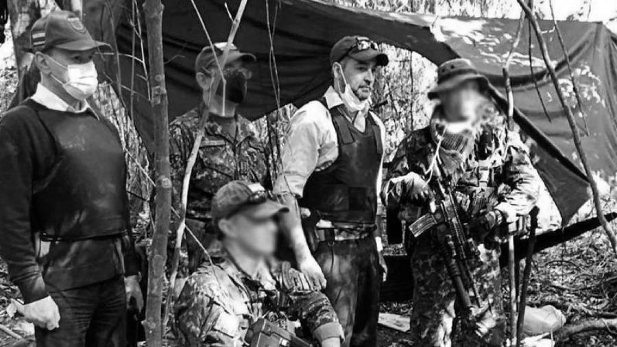 Paraguay presidente campamento niñas asesinadas la-tinta