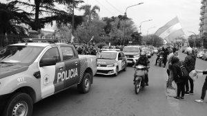 Presentaron denuncia penal contra la policía bonaerense