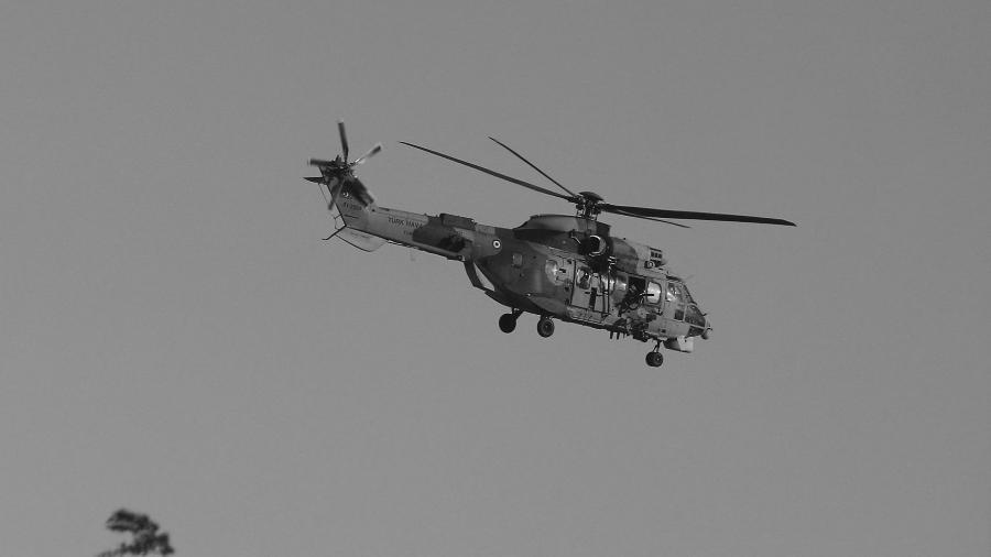 Turquia helicptero militar la-tinta