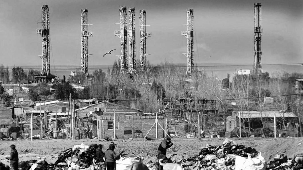 basural-Neuquén-petroleo-hambre-pobreza