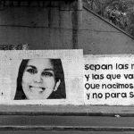 """Maru Acosta: """"El mural de Paola es una bandera contra los femicidios"""""""