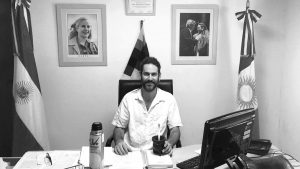 Pablo Riveros: ante la violencia, construcción de comunidad