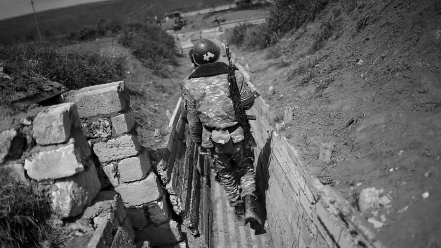 Armenia Arstaj guerra Azerbaiyan la-tinta