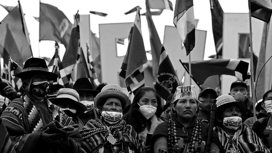 Bolivia MAS movilizaciones la-tinta