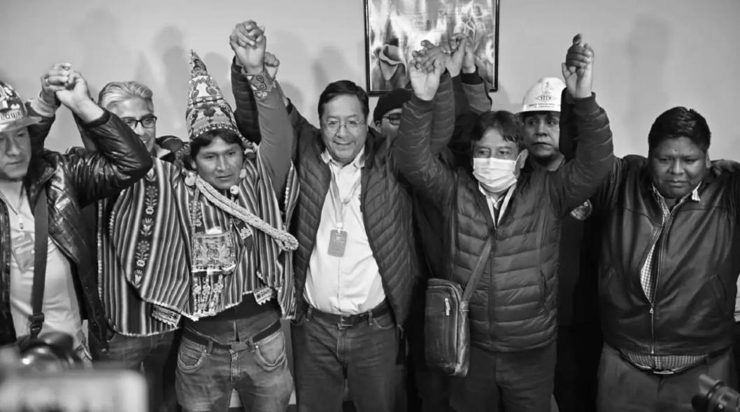 Bolivia candidatos MAS victoria electoral la-tinta (1)