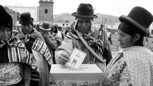 Bolivia y la memoria de tiempos más felices