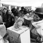 Bolivia a la hora señalada