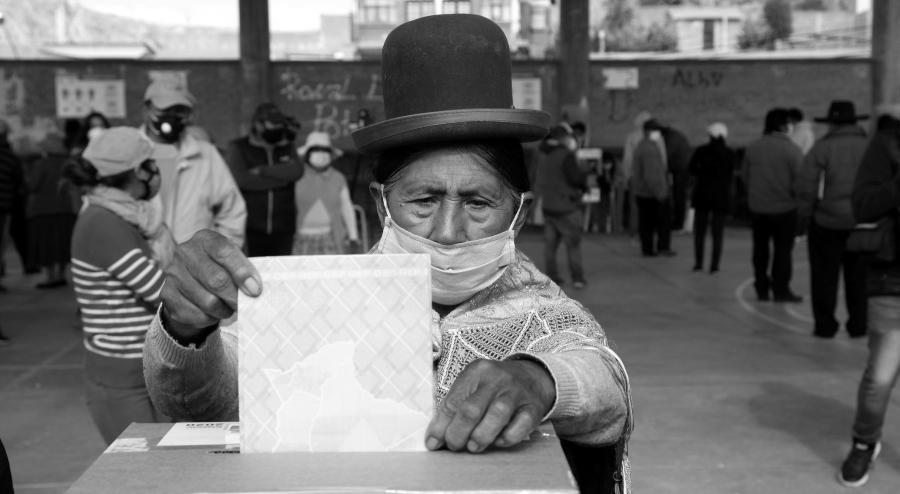 Bolivia elecciones presidenciales 2020 la-tinta