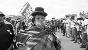 Bolivia: oficio de coraje