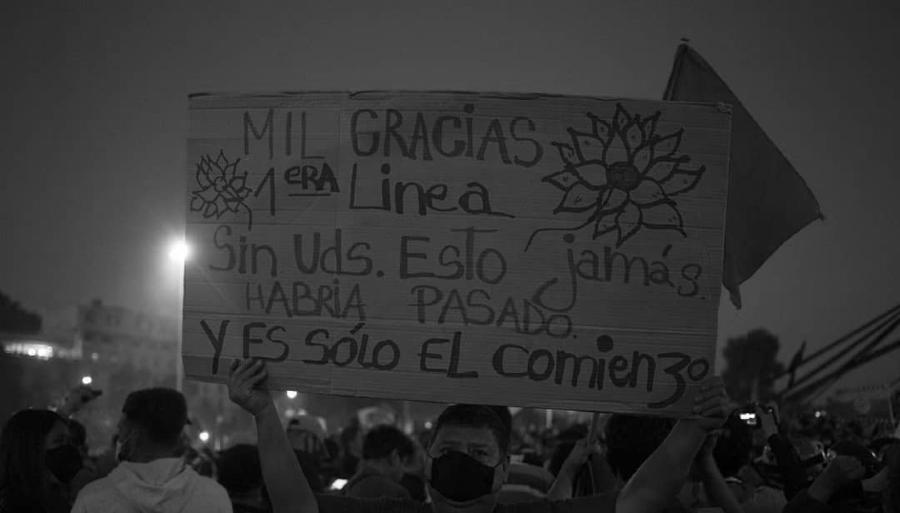 Chile plebiscito festejos la-tinta