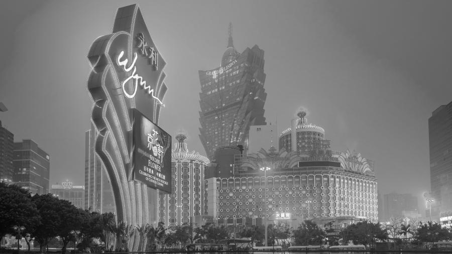 China Macao casinos la-tinta