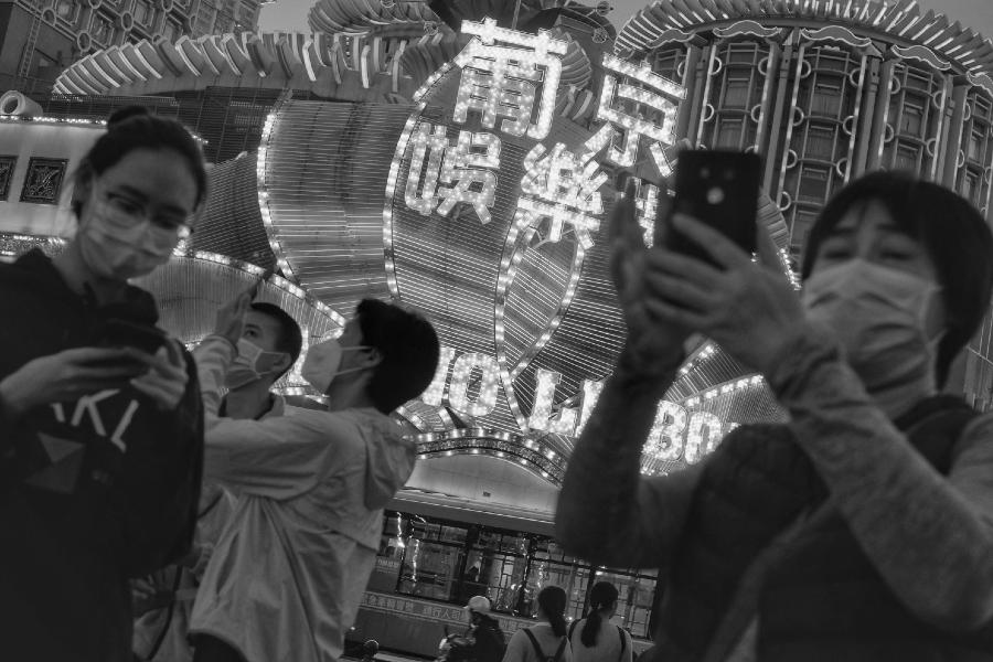 China Macao coronavirus casinos la-tinta