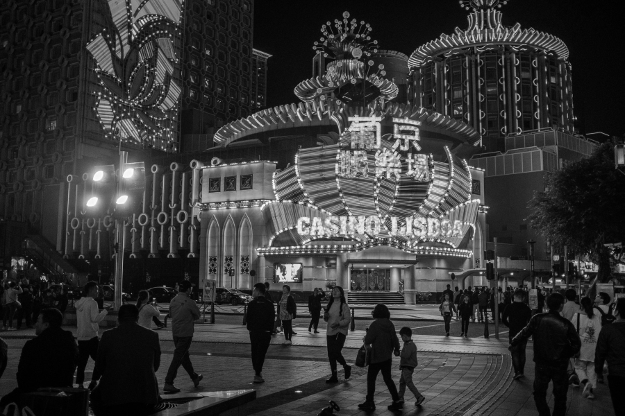 China casinos en Macao la-tinta