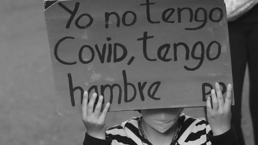 Ecuador hambre coronavirus la-tinta