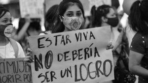 Observatorio Lucía Pérez: informe octubre sobre violencia patriarcal