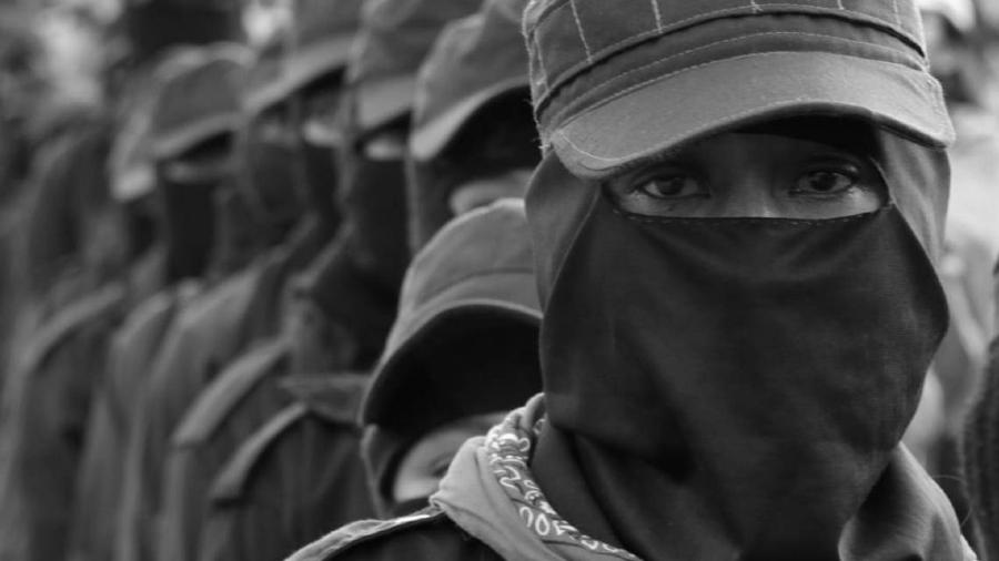 Mexico EZLN zapatismo la-tinta