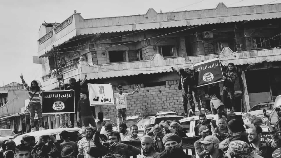 Siria ISIS apoya a Erdogan la-tinta