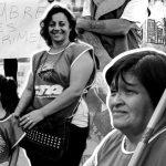María y Nadina, pilares de lucha: por el reconocimiento histórico de las compañeras