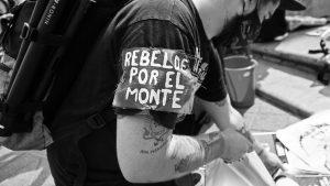 Agua de Oro: Intendente persigue a manifestantes que marcharon contra los incendios