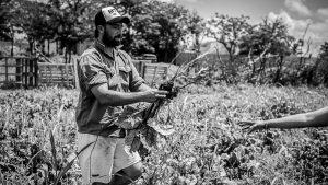 Organizaciones presentan proyecto para impulsar la agroecología en Malvinas Argentinas