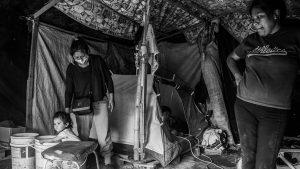 Fotogalería: Ampliación Parque La Vega, la toma que resiste en Salta