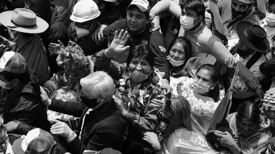 Bolivia Evo Morales retorna al pais la-tinta