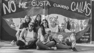 Feministas en Rufino