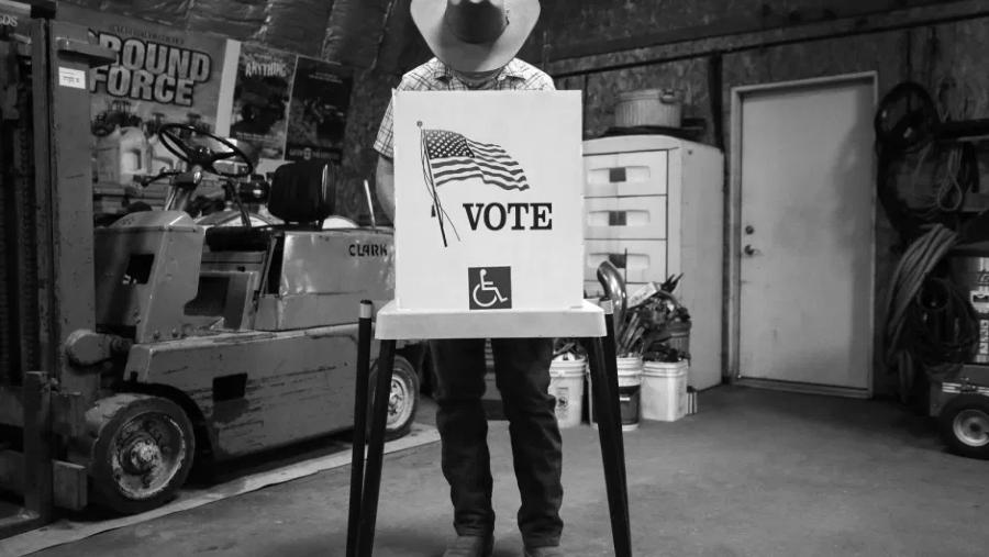 Estados Unidos Iowa elecciones la-tinta
