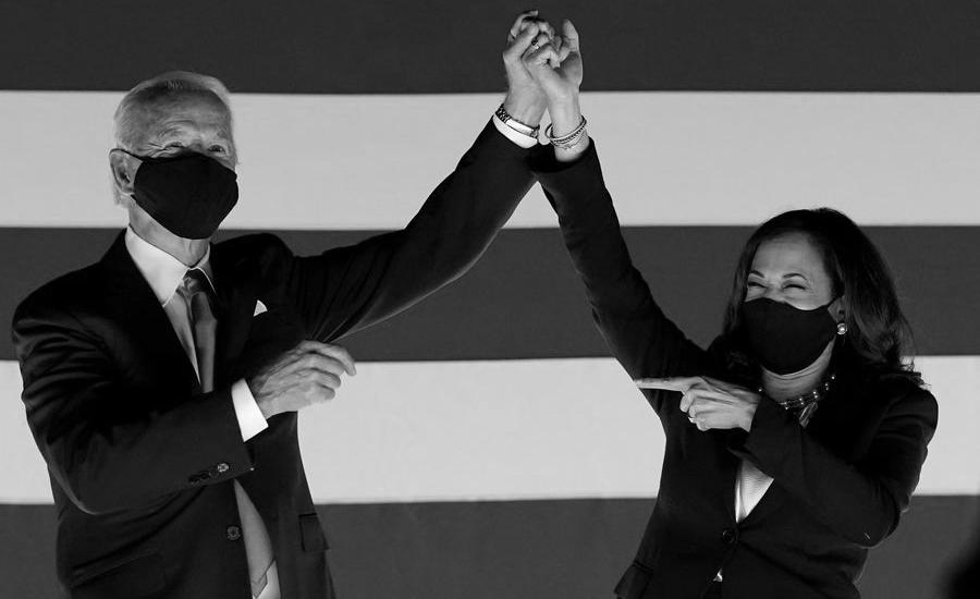 Estados Unidos Joe Biden Kamala Harris la-tinta