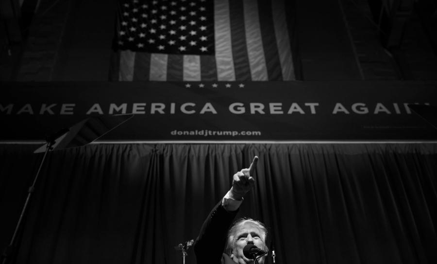 Estados Unidos Make America Great Again la-tinta