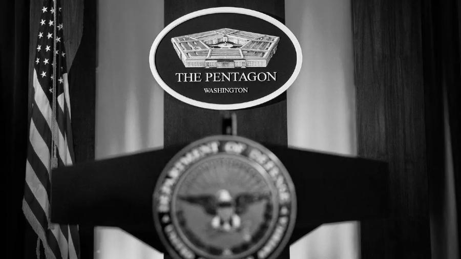 Estados Unidos Pentagono la-tinta