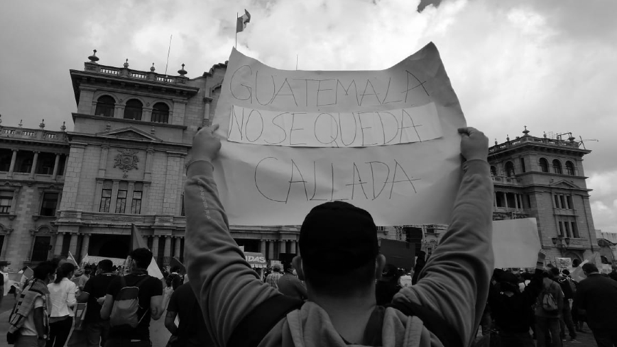 Guatemala no se queda callada la-tinta