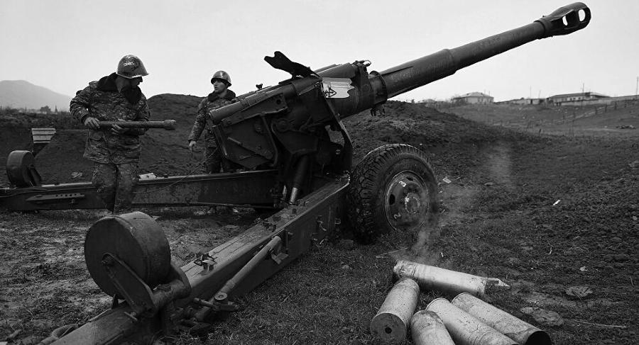Guerra Armenia Artsaj Azerbaiyan