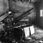 Incendiaron y saquearon el Centro Universitario del penal San Martín