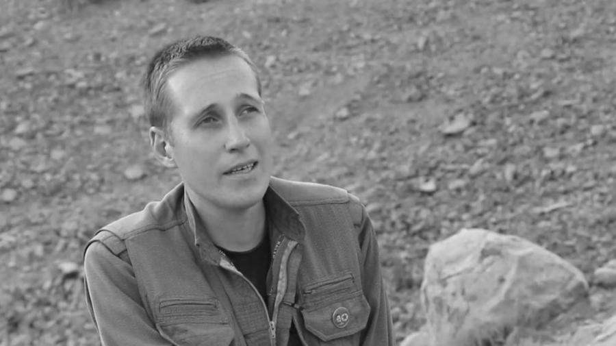 PKK Michael Panser guerrillero