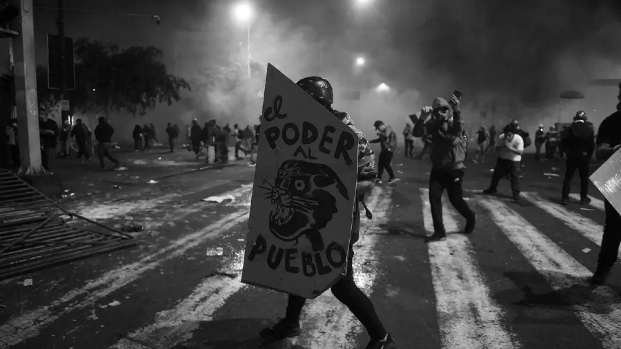Peru protestas ciudadanas la-tinta