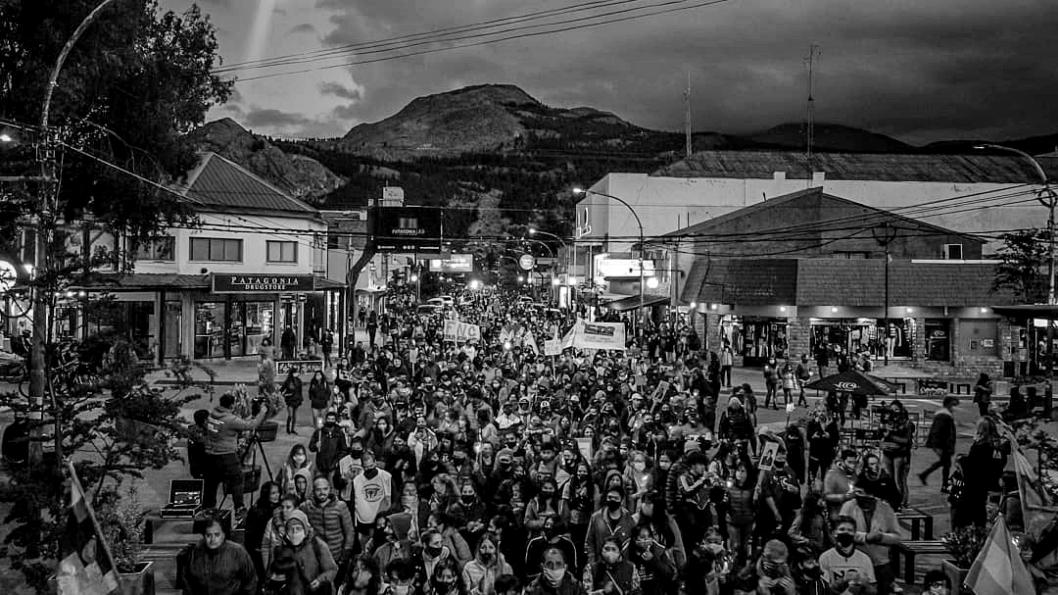 Chubut en lucha contra la carroñería megaminera | La tinta