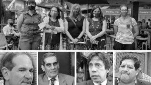 El movimiento feminista de Tucumán se unifica para luchar contra los abusos del poder político