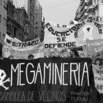 Crónica anti minera en Chubut