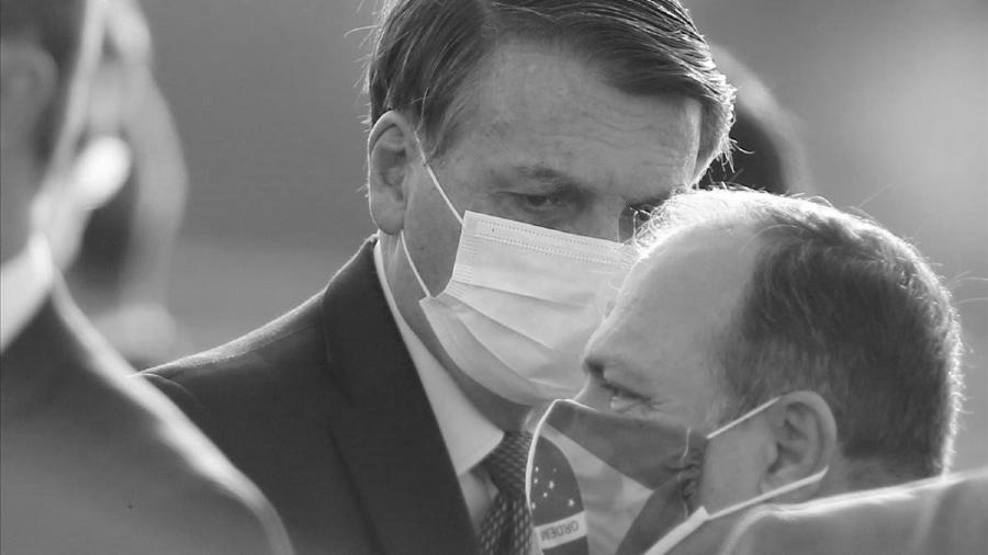 Brasil coronavirus Jair Bolsonaro la-tinta