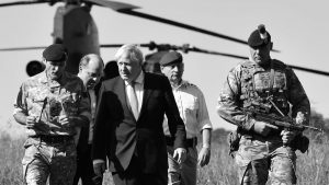 Reino Unido se rearma soñando más con el imperio que en la crisis sanitaria