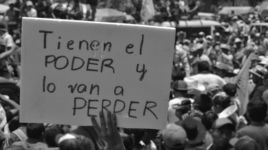 Guatemala protestas contra el gobierno