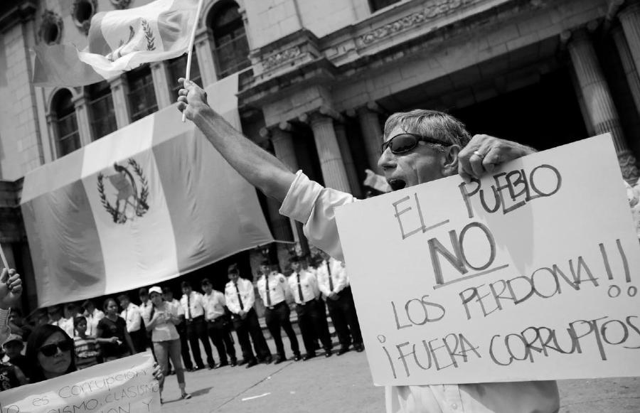 Guatemala pueblo movilizado la-tinta