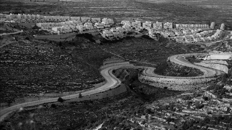Israel autopistas apartheid la-tinta