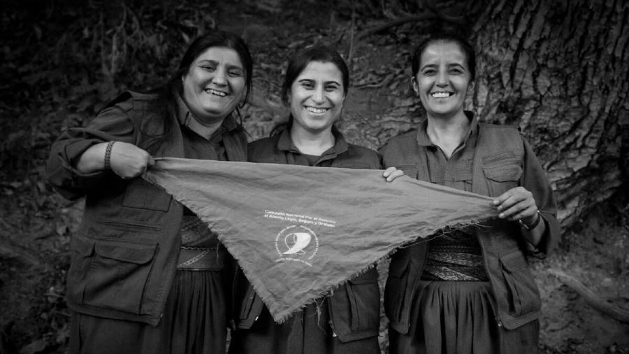 Mujeres kurdas aborto en Argentina la-tinta